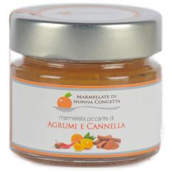Marmellata Piccante di Agrumi e Cannella 1100g