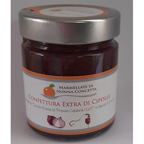 Confettura di Peperoni piccante - 220g