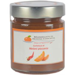 Confettura di Melone Piccante  210 g